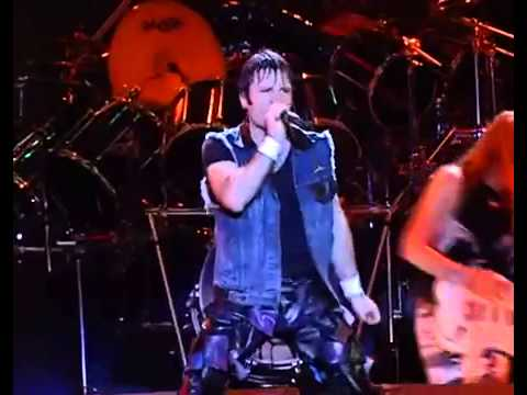 Iron Maiden (Live in Rock in Rio) The Evil That Men Do
