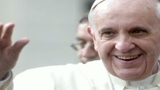 (Pope Francis) reveals he was a club bouncer  12/3/13