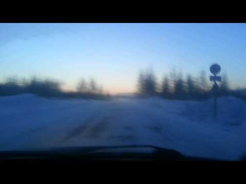 Road of Bones in Winter / Feb 2013 (part 1)