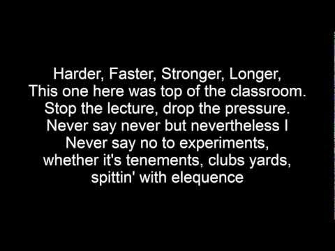 Tinchy Stryder - Game Over (Dirty Lyrics) [HD]