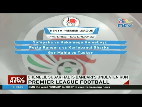 KPL fixtures: Gor Mahia face defending champions Tusker thumbnail