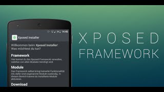 Instalar Xposed en cualquier Dispositivo, Android 6, 5, 5.1 lollipop y marshmallow.