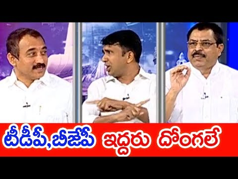 TDP & BJP Parties Doing Robbery In Andhrapradesh | YCP Leader Shiva Sekhar | #SunriseShow
