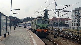 EP07-338 z TLK 56170/60171 Rozewie do Szklarskiej Poręby Górnej.
