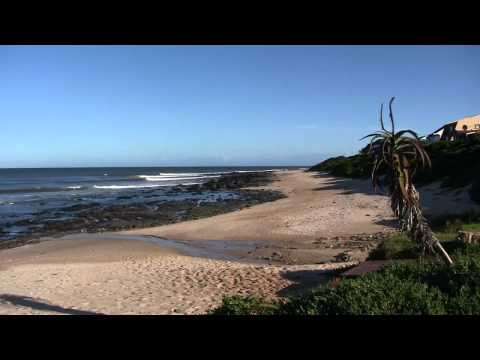 WATERFALLS & SURFING IN JEFFREYS BAY, SOUTH AFRICA