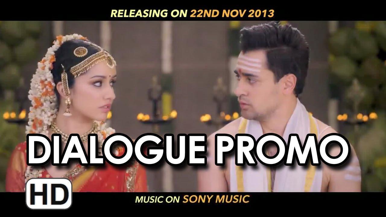 "Gori Tere Pyaar - Dialogue Promo 4 ""Agar tum mera beta ho, toh bhago!"""