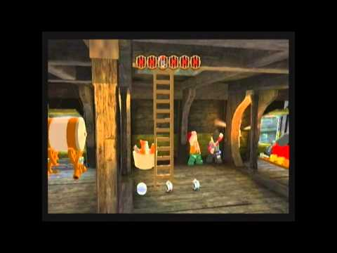 Wii- Pirates of the caribbean- Sinking ship- 3