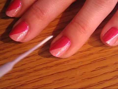 Princess Valentine's Day Nail Tutorial