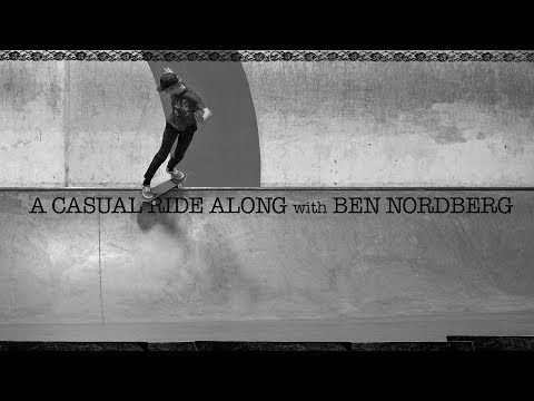 A Casual Ride Along with Ben Nordberg
