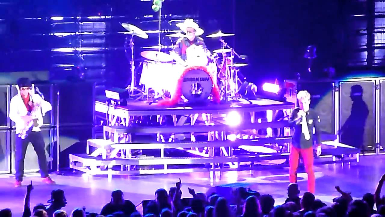 Green Day I Want You To Know Tre Mike Jeff White
