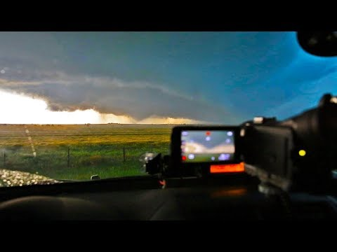 El Reno Tornado 2013 - Storm Spotting Operations - Full Version