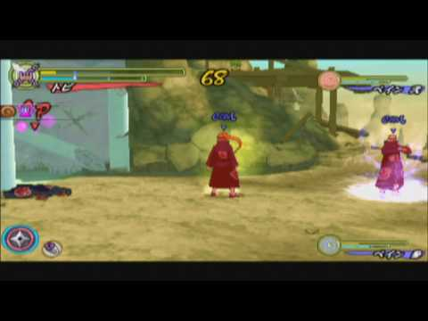 Naruto Shippuden: Accel 3 - Tobi vs Animal/Asura Pain [HD] Video