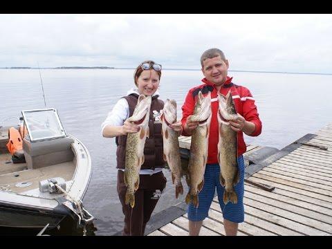 Рыбалка на рыбинском водохранилище.