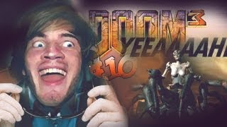 GUESS, SHE CANT BE SPIDERMAN..... YEAAAAAAAAAH ! - Doom 3 - Playthrough - Part 10