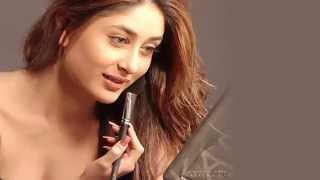Hot Bollywood Actress Kareena Kapoor Unseen Photshoot Video
