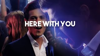 Клип Asher Monroe - Here With You
