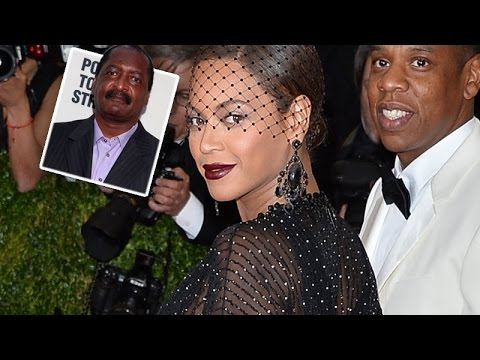 Mathew Knowles Says the Elevator Fight & Beyonce's divorce rumors were staged to promote their tour