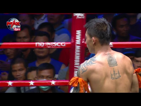 MAX Muay Thai Ultimate February 25th, 2018