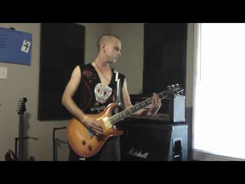 Thousand Foot Krutch - Let The Sparks Fly Awesome Cover!  Hoosier Series!!!