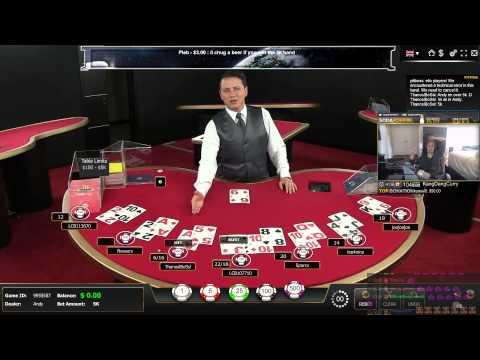 $5000 BET (real money) online gambling - Did he win or lose?