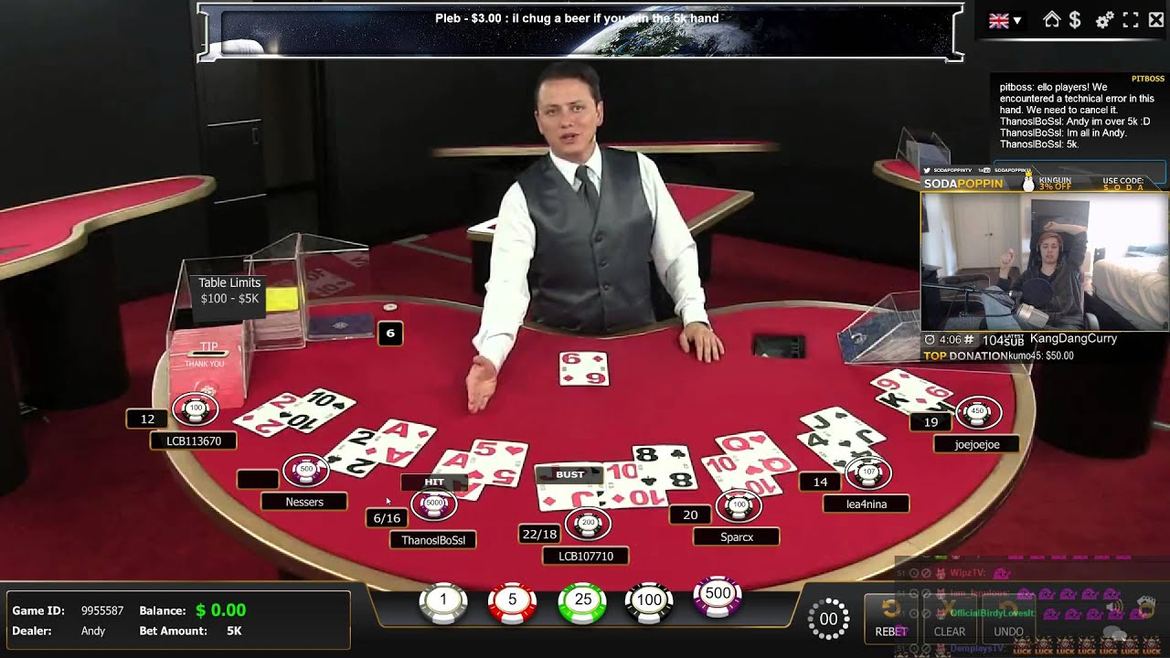 How To Enhance Overall Performance On Online Casinos