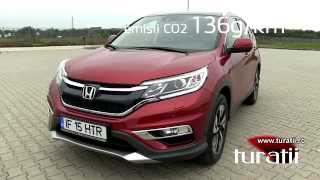 Honda CR-V 1.6l i-DTEC AT 4WD explicit video 1 of 3