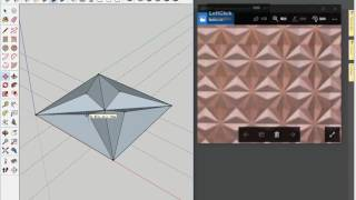 Tutorial: make relief with sketchup and ArtCAM, ArtCAM tutorial