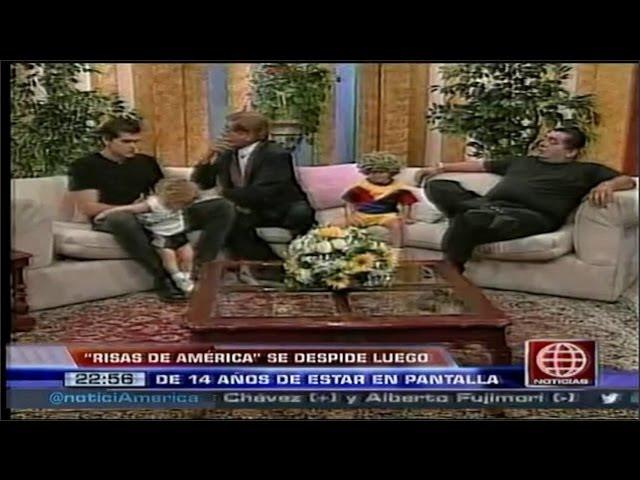 Risas de America se despide de las pantallas tras 14 años