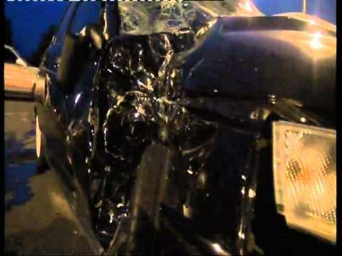 Авария с мотоциклистом в Н.Челнах