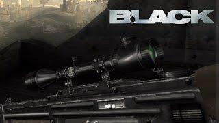 BLACK #3 - Fase do Cemitério e dos Snipers! (Legendado em Português - Clássico do PS2 / Xbox)