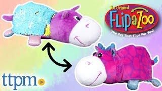 FlipaZoo Janika Giraffe & Hetal Hippo from Jay @ Play