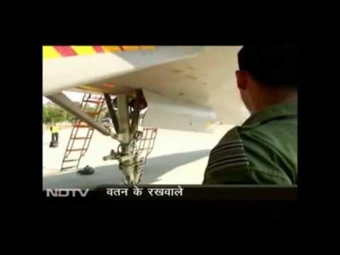 IAF Sukhoi su30 mki - watan ke rakhwale NDTV part 12