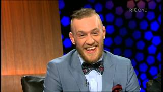 Conor McGregor - An Irish Muhammad Ali? | The Late Late Show