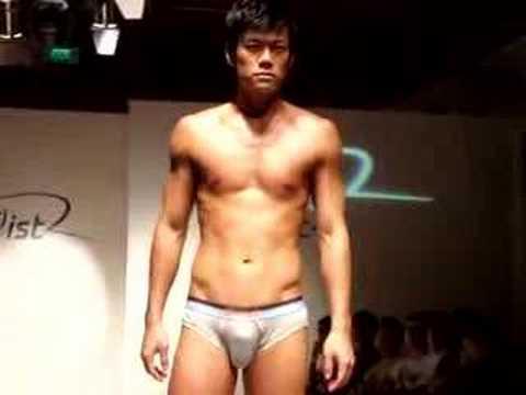 2(x)ist Underwear Show Taiwan (3)