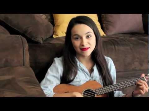 Ingrid Michaelson- You and I (ukulele cover)