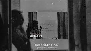 "FREE NF x 6LACK Type Beat 2019 ""Afraid""  New Sad Rnb Pop Trap Instrumental Beat Emotional"