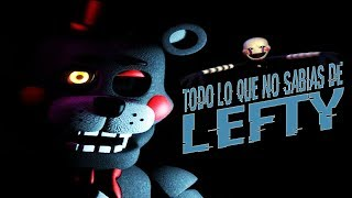 Lefty | Freddy Fazbear