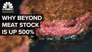 How Beyond Meat's Stock Surged 500 Percent In 2019