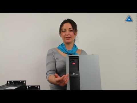 Частотный преобразователь Danfoss VLT HVAC Basic Drive FC-101 131N02010