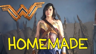 Wonder Woman - Homemade Shot for Shot
