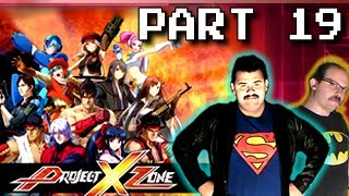 Project X - Project X Zone (Chapter 14) Eternal Rivals