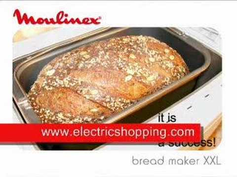 Moulinex Bread Maker