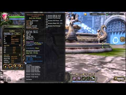 Dragon Nest Barbarian Skill Build Pvp And Pve Level 50 | game guides