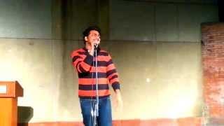 Zakir Khan - Usse Aacha Nahi Lagta(with subtitles) - Poetry