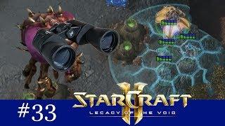 Totale Überwachung - Starcraft 2 Challenge: In X Folgen in die Masterleauge #33 [Deutsch | German]