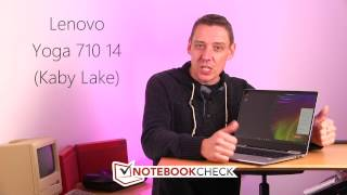Lenovo Yoga 710 14 Review. Good Kaby Lake convertible 2016 - 2017