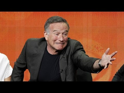 Robin Williams commits suicide aged 63