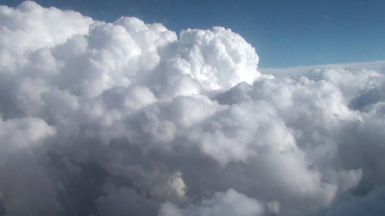 Nubes desde el avión HD - YouTube Relaxing Music Youtube