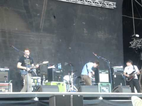 Bombay Bicycle Club - Evening/Morning live @ Frequency 2011