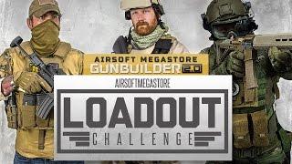 Custom Gun Builder M4 Gas Blow Back Build Off | Airsoftmegastore.com
